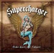 Supercharger: Broken Hearts And Fallaparts - CD
