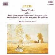 Klara Kormendi: Satie: Piano Works, Vol.  1 - CD
