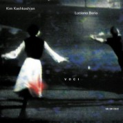 Kim Kashkashian: Luciano Berio: Voci - CD