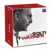 Sir Georg Solti: Wagner: Sir Georg Solti - Richard Wagner Operas - CD