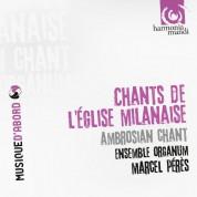 Ensemble Organum, Marcel Pérès: Ambrosian Chant - CD