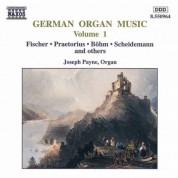 German Organ Music, Vol.  1 - CD