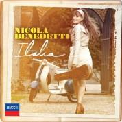 Nicola Benedetti, Christian Curnyn, Scottish Chamber Orchestra: Nicola Benedetti - Italia - CD