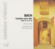 René Jacobs, Ensemble 415, Chiara Banchini: J.S. Bach: Alto Cantatas - CD