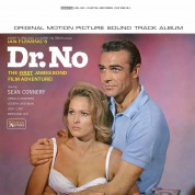 Monty Norman: James Bond: Dr. No (Soundtrack) - Plak