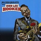 John Lee Hooker: Blues Greats - CD