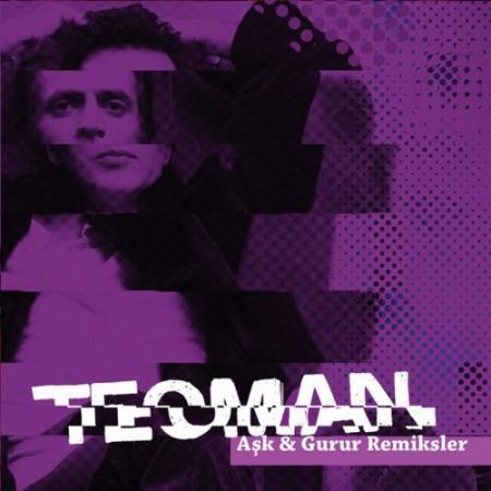 Teoman: Aşk & Gurur Rmx - CD