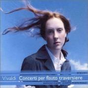 Barthold Kuijken, Academia Montis Regalis: Concerti per flauto traversiere - CD