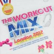 Çeşitli Sanatçılar: The Work Out Mix - London 2012 - CD
