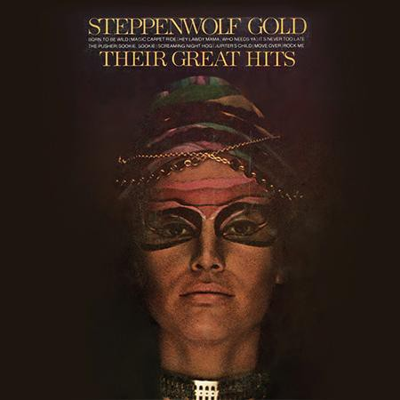 Steppenwolf: Gold: Their Great Hits (200 g.) - Plak