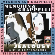 Yehudi Menuhin, Stéphane Grappelli: Play Jealousy & Other Great Standards - CD