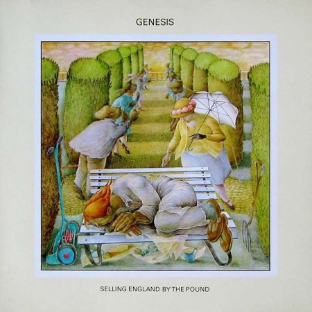Genesis: Selling England By The Pound (2018 Reissue) - Plak