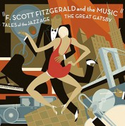 F. Scott Fitzgerald: The Great Gatsby - CD