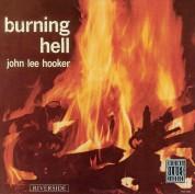 John Lee Hooker: Burning Hell - CD