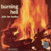John Lee Hooker: Burning Hell - CD