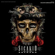 Hildur Gudnadottir: Sicario 2 - Day Of The Soldado - Plak