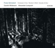 Carolin Widmann, Alexander Lonquich: Schubert: Fantasie, Rondo, Sonate - CD