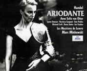 Anne Sofie von Otter, Les Musiciens du Louvre, Marc Minkowsk: Handel: Ariodante - CD
