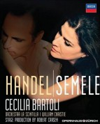 Cecilia Bartoli, William Christie, Orchestra La Scintilla: Handel: Semele - BluRay