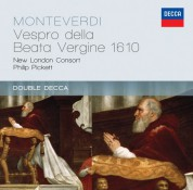 New London Consort, Philip Pickett: Monteverdi: Vespro Della Beata Vergine - CD