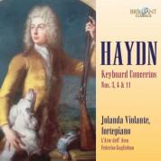 Jolanda Violante, L'Arte dell'Arco, Federico Guglielmo: Haydn: Keyboard Concertos Nos. 3, 4 & 11 - CD