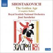 José Serebrier: Shostakovich: Golden Age (The), Op. 22 - CD