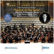 Deutsche Philharmonie Meck, Kerem Görsev Trio, Opera Swing Quartet, Wolfgang Heinzel: Teatime At The Savoy - DVD