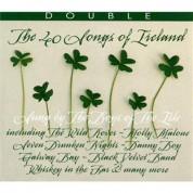 40 Songs of Ireland - CD