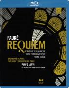 Orchestre de Paris, Paavo Järvi: Faure: Requiem - Cantique de Jean Racine - BluRay