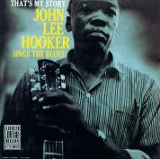 John Lee Hooker: That's My Story - CD