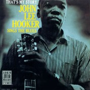 John Lee Hooker: That's My Story - CD
