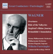 Wagner: Overtures - CD