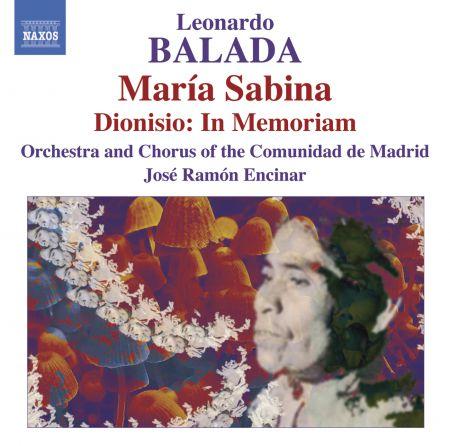 José Ramón Encinar: Balada: Maria Sabina / Dionisio - In Memoriam - CD