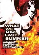 Robbie Williams: What We Did Last Summer - DVD