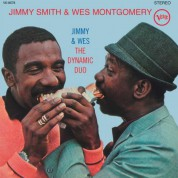 Jimmy Smith, Wes Montgomery: The Dynamic Duo - Plak