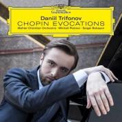 Daniil Trifonov: Chopin Evocations - CD