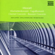 Bratislava Mozart Academy: Mozart: Clarinet Concerto in A Major / Bassoon Concerto in B Flat Major - CD
