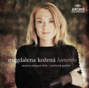 Magdalena Kožená, Musica Antiqua Köln, Reinhard Goebel: Magdalena Kožená - Lamento - CD