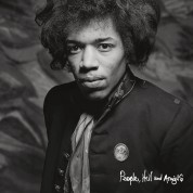 Jimi Hendrix: People, Hell And Angels - CD