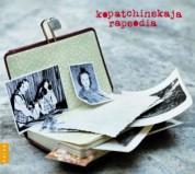Patricia Kopatchinskaja: Rapsodia - CD