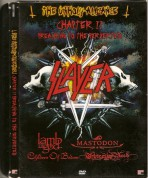 Slayer: The Unholy Alliance: Chapter II Preaching To The Perverted - DVD