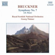 Royal Scottish National Orchestra, Georg Tintner: Bruckner: Symphony No. 7, Wab 107 - CD