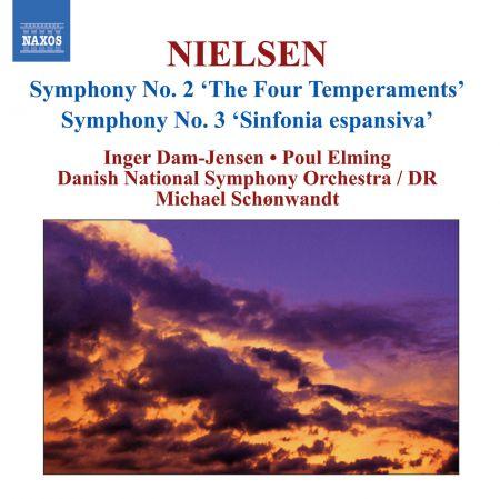 Danish National Symphony Orchestra: Nielsen, C.: Symphonies, Vol. 2 - Nos. 2,