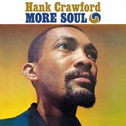 Hank Crawford: More Soul + The Soul Clinic + 1 Bonus Track - CD