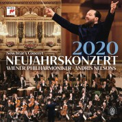 Wiener Philharmoniker, Andris Nelsons: New Year's Concert 2020 - Plak