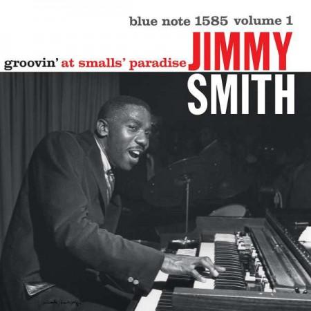 Jimmy Smith: Groovin' At Smalls' Paradise Volume 1 - Plak