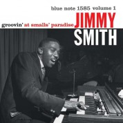 Jimmy Smith: Groovin' At Smalls' Paradise Volume 1 - Plak