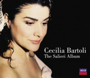 Cecilia Bartoli, Adam Fischer, Orchestra of the Age of Enlightenment: Cecilia Bartoli - The Salieri Album - CD