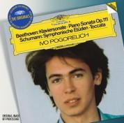 Ivo Pogorelich: Beethoven/ Schumann/ Chopin: Sonate Op.111/ Etüden, Toccata/ Nocturne - CD