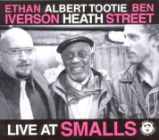 Ethan Iverson: Live at Smalls - CD